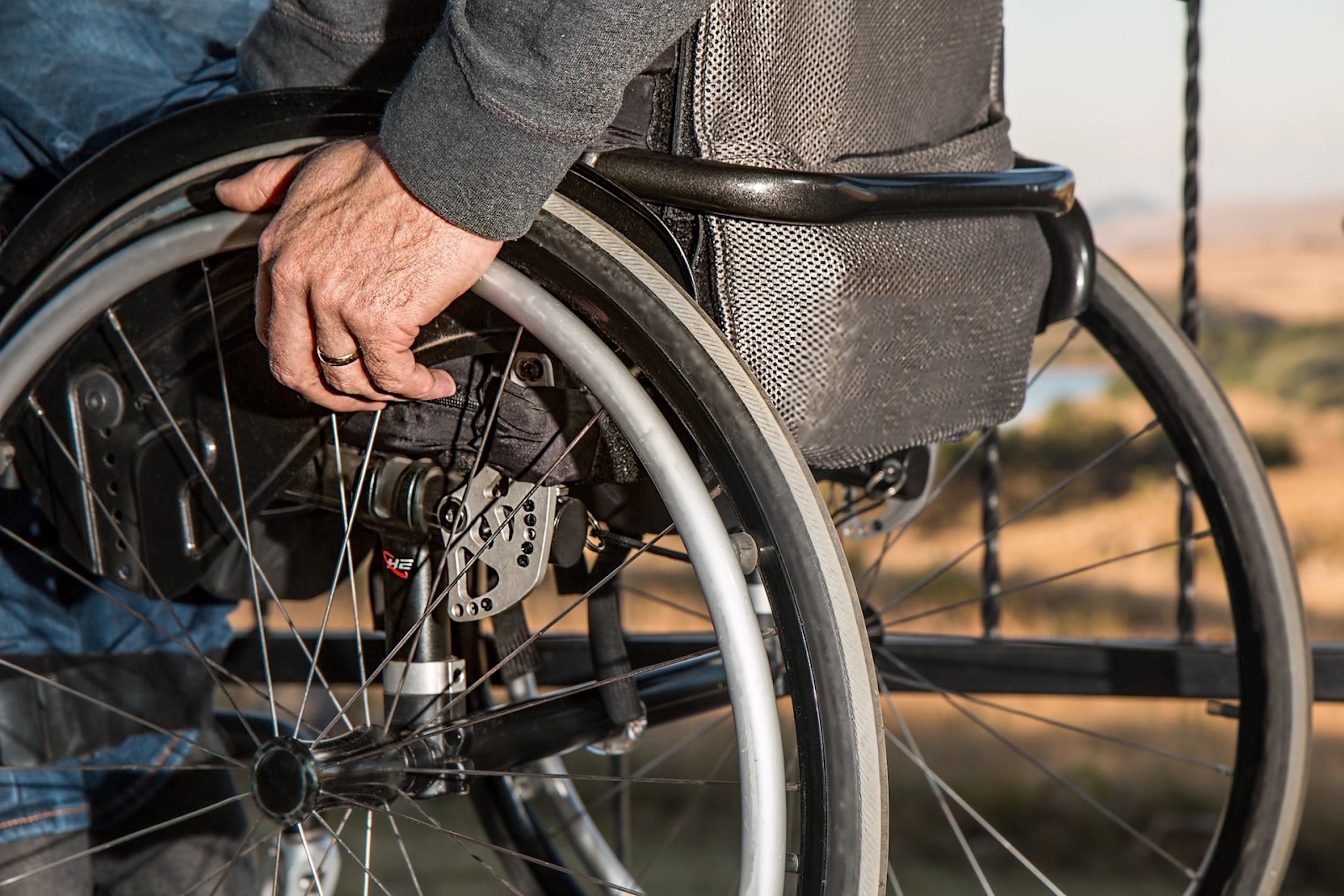 Nedsatt förmåga och handikapp.